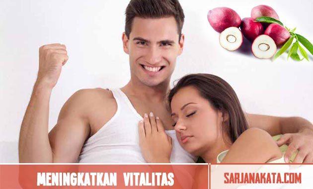 Meningkatkan vitalitas