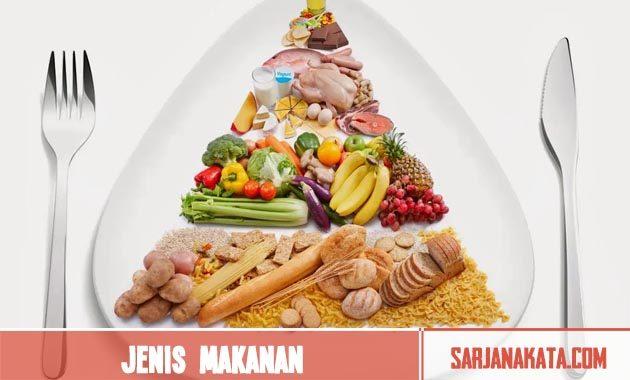 Lebih memperhatikan jenis makanan yang dikonsumsi
