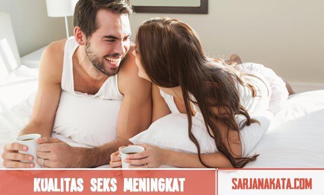 Meningkatkan kualitas seks
