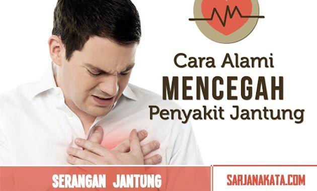 Menghindari serangan jantung