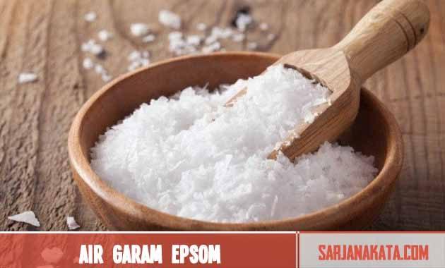 Air Garam Epsom