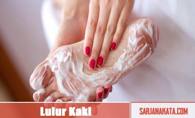 Lulur Kaki