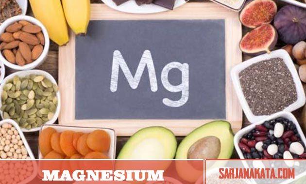 Makanan Tinggi Magnesium