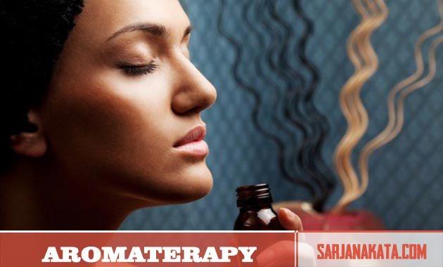 Mencium Aromaterapi