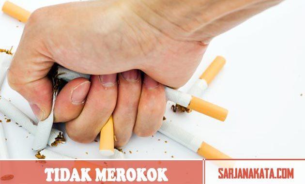 Hentikan Kebiasaan Merokok