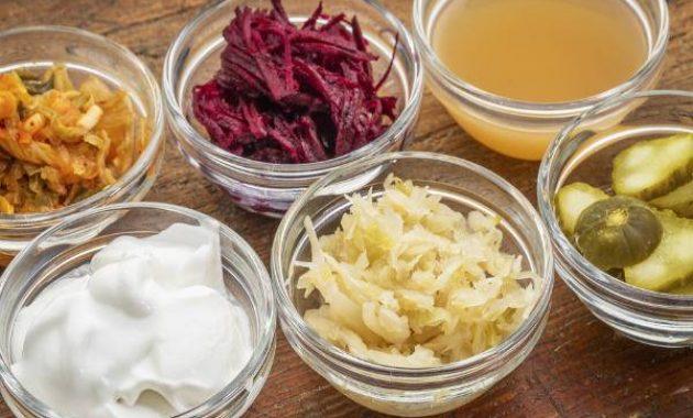 Makanan yang Mengandung Probiotik