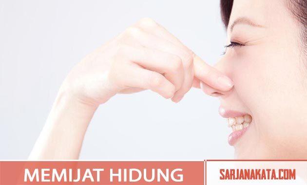 Memijat Hidung