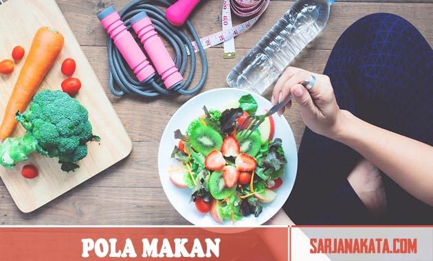 Menerapkan Pola Makan Sehat