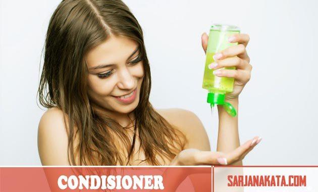 Gunakan Condisioner