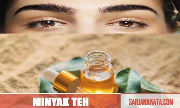 Minyak Pohon Teh ( Tea Tree Oil )