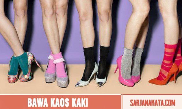 Bawa Kaos Kaki