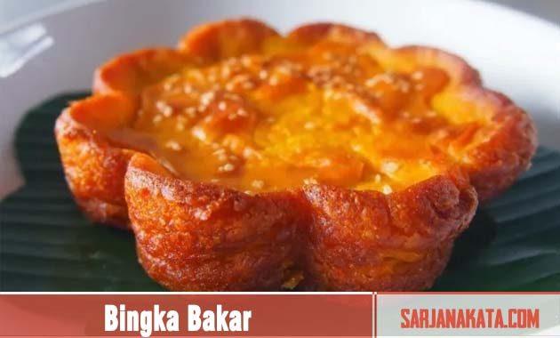 Bingka Bakar